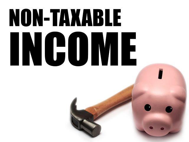 Taxable And Nontaxable Income Lefstein Suchoff Cpa