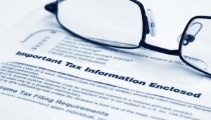 important tax info