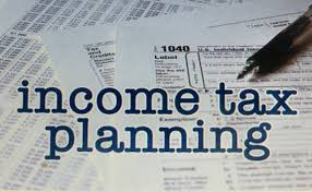 income tax planning 2